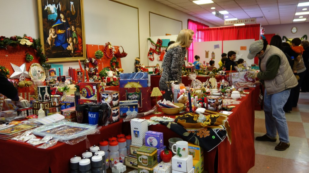 Christmas Bazaar 24 Nov.